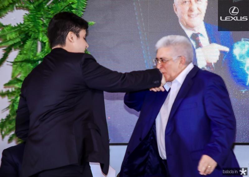 Bruno Lima e Deusmar Queiros