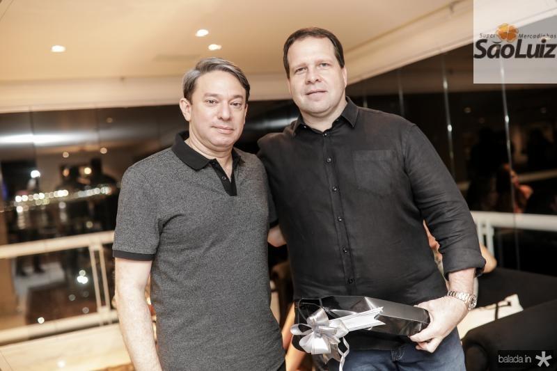 Paulo Vale e Edson Ventura Filho
