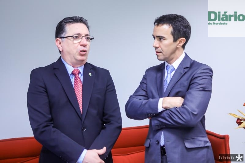 Flavio Juca e Placido Rios