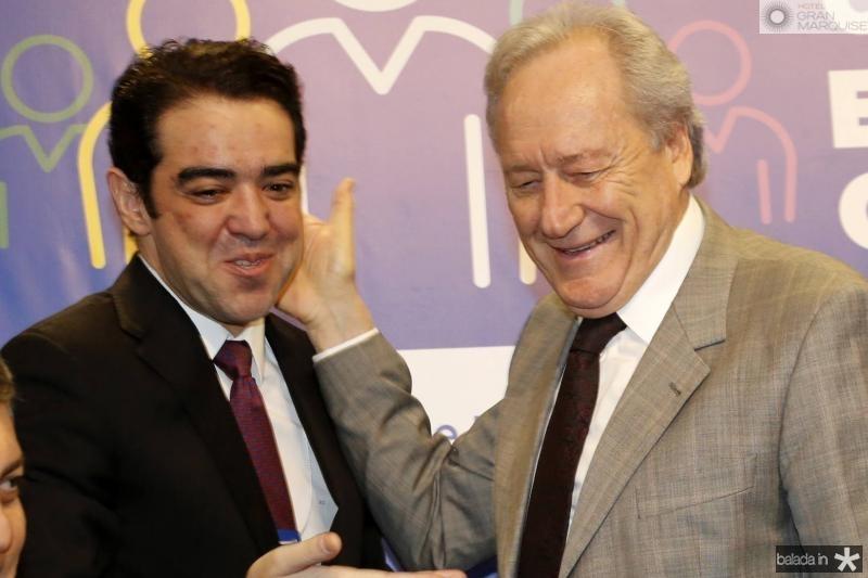 Bruno Dantas e Ricardo Lewandowiski