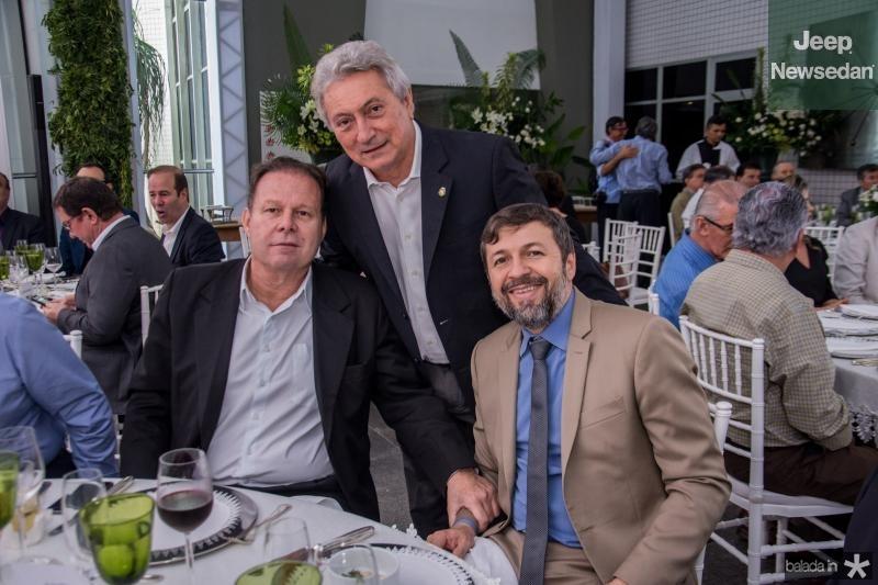Julio ventura, Euvaldo Bringel e Elcio Batista