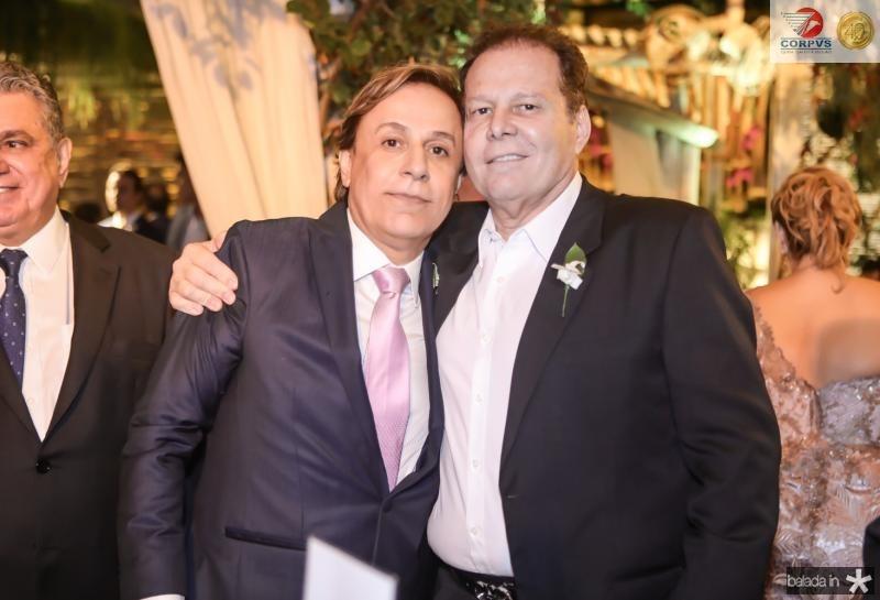 Tom Cavalcante e Julio Ventura