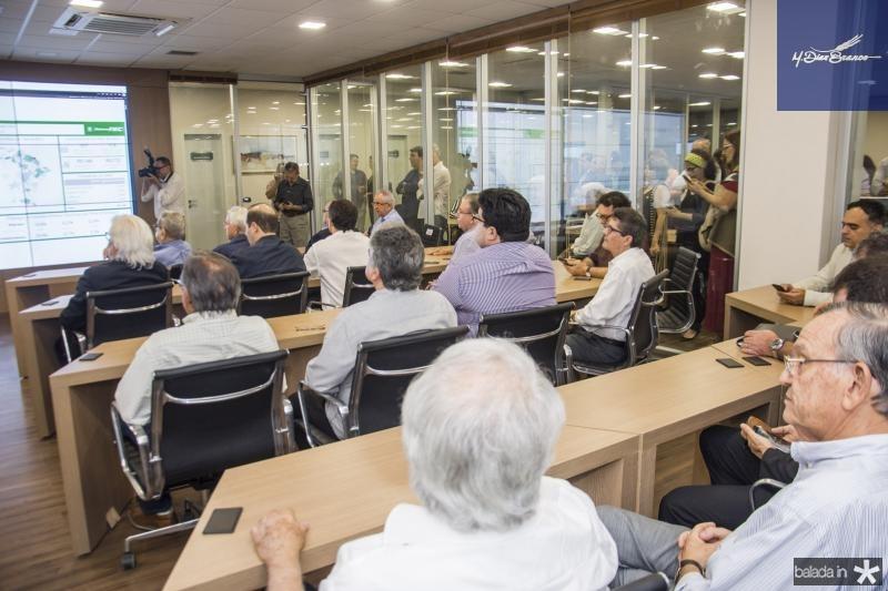 Inauguracao do Observatorio da Insdustria na Fiec (
