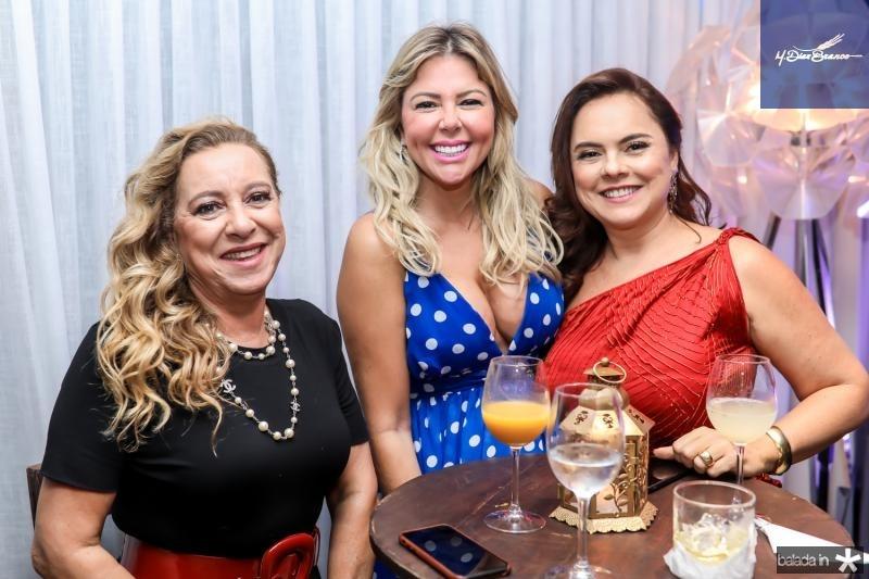 Bricia Teixeira, Patricia Dias e Denise Cavalcante