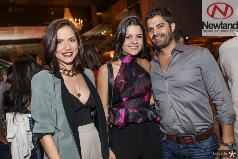 Zeli Ramos, Priscila e Bruno Becco