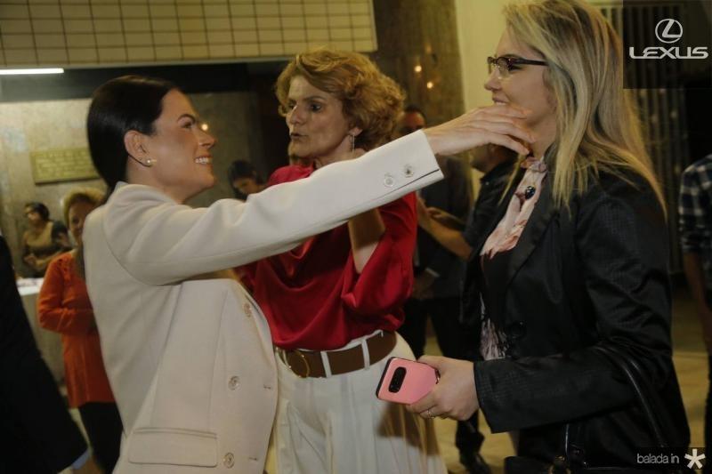 Luciana Souza, Joseana Franca e Paloma Lucena 1