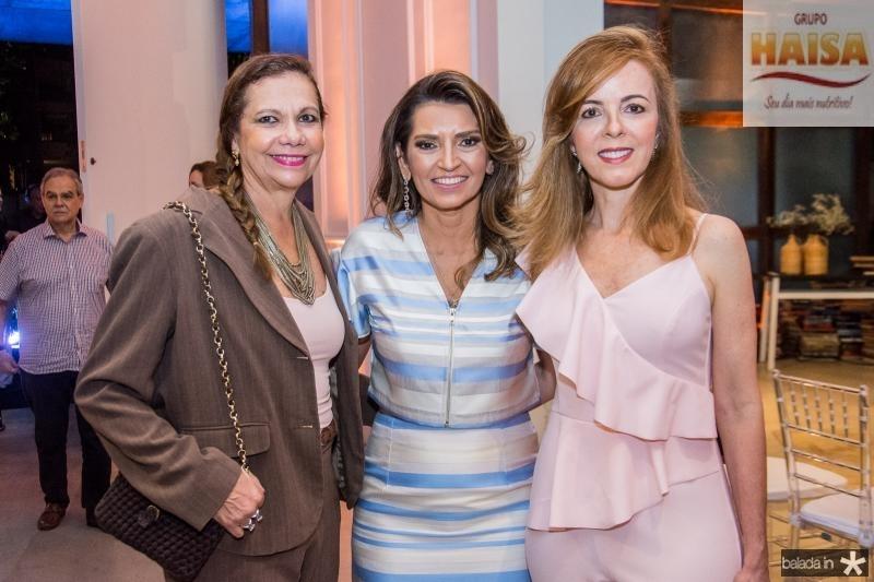 Rose Batida, Marcia Travessoni e Karisia Pontes