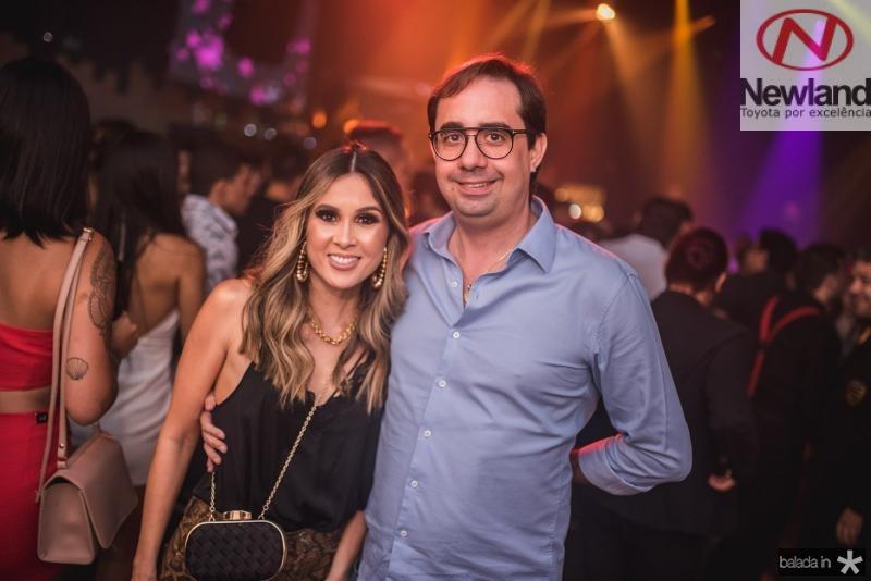 Manoela e Pedro de Castro