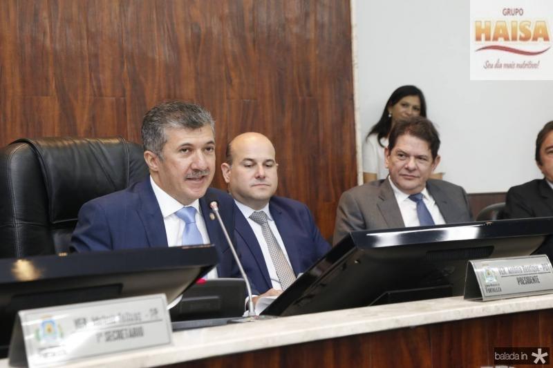 Antonio Henrique, Roberto Claudio e Cid Gomes 2