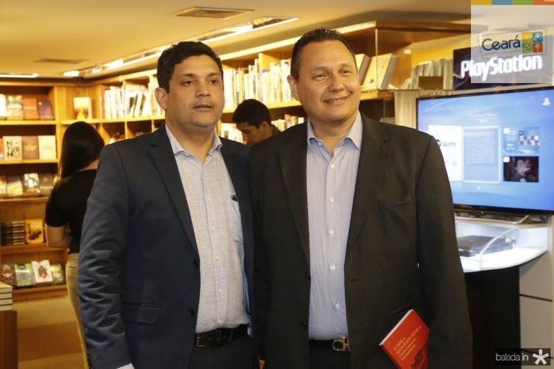 Bruno Queiroz e Sormane Freitas