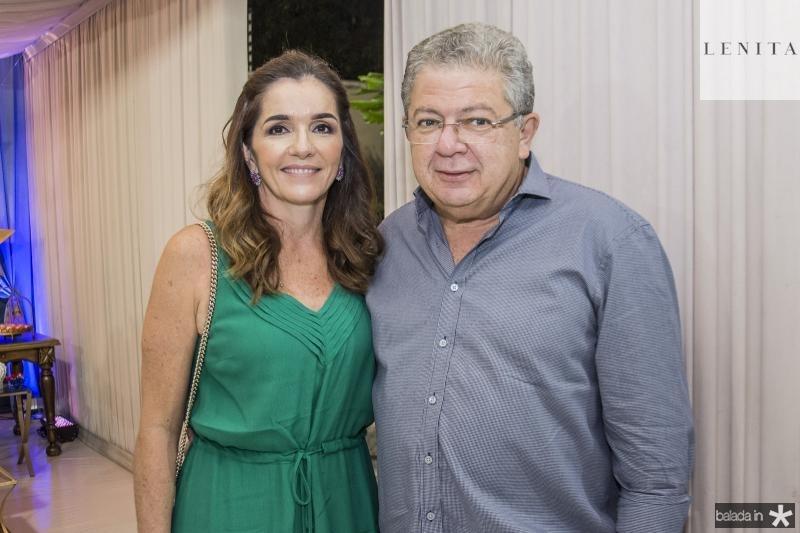 Fernanda e Marcelo Baquitti