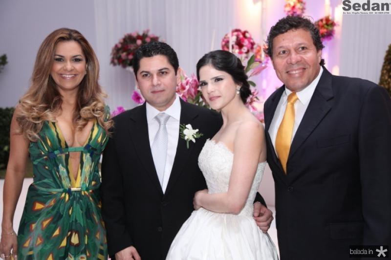 Os Noivos com Ana Cristina Pinto e Paulo Rouquayrol