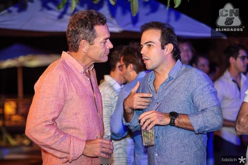 Jose Filho e Drausio Barros Leal