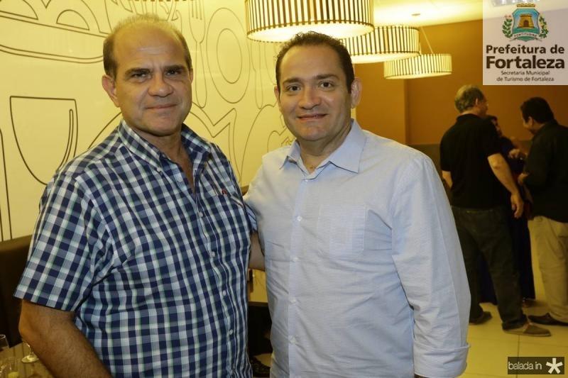 Mauricio Gomez e Paulo Accioly