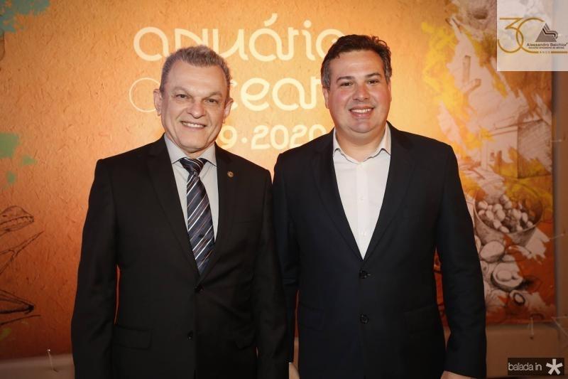 Jose Sarto e Samuel Dias