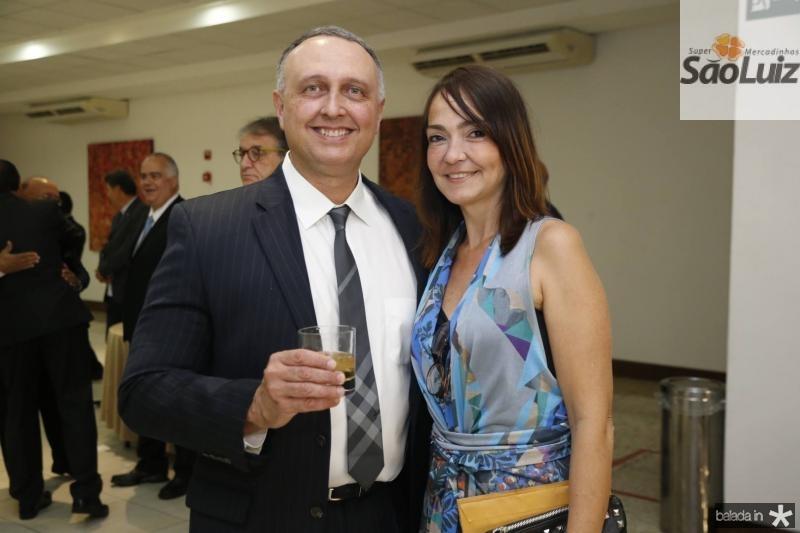 Julio Cosentino e Alexandra Mato 1