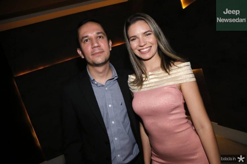Joao Ademar e Madalena Santiago