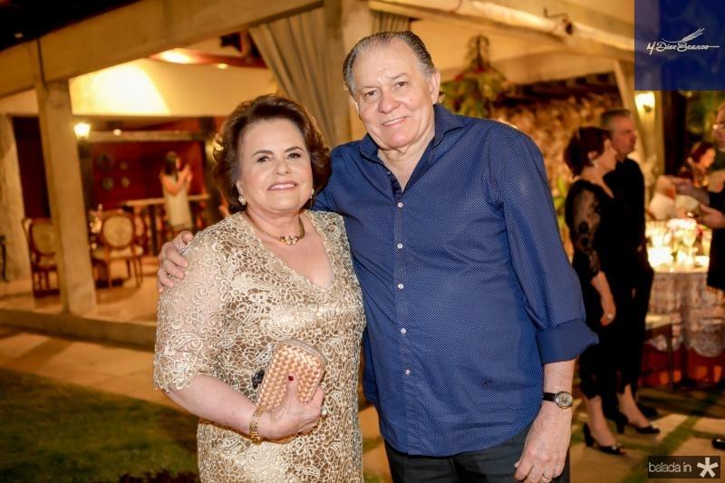 Norma e Silvio Goyanna