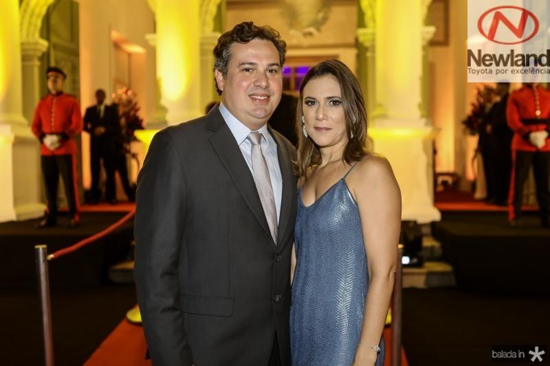 Samuel e Erica Dias