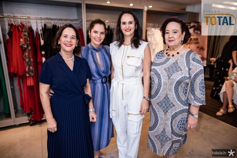 Cristina Miranda, Cristiana Carneiro, Adriana Miranda e Eugenia Almeida