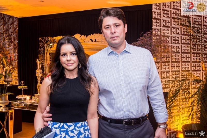 Roberta e Ricardo Ary