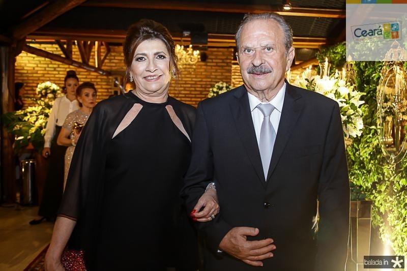 Luzia e Jose Inacio Parente