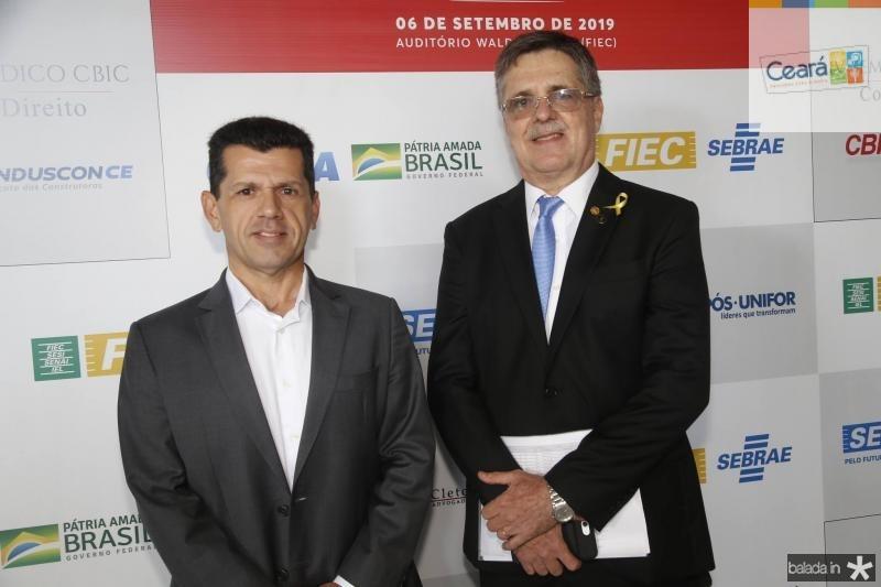 Erick Vasconcelos e Carlos Gama
