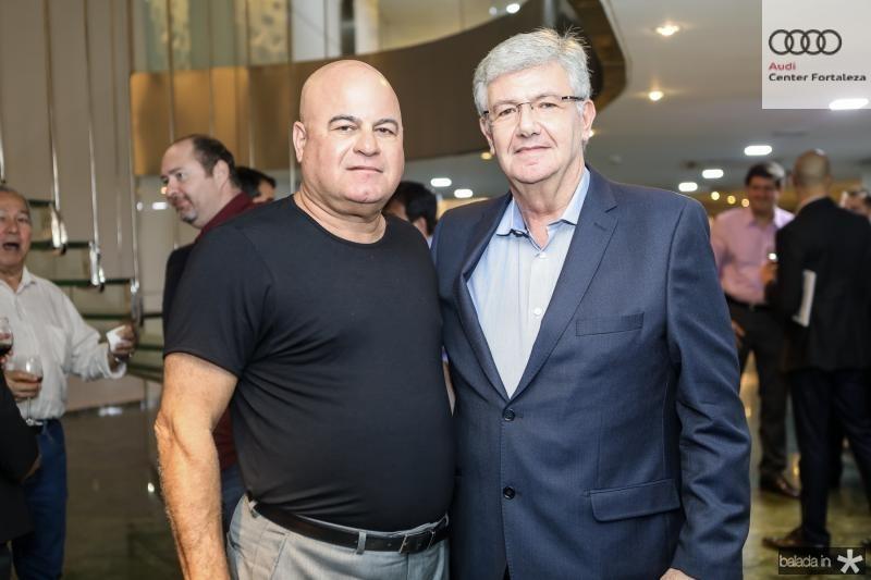Luciano Cavalcante e Carlos Maia