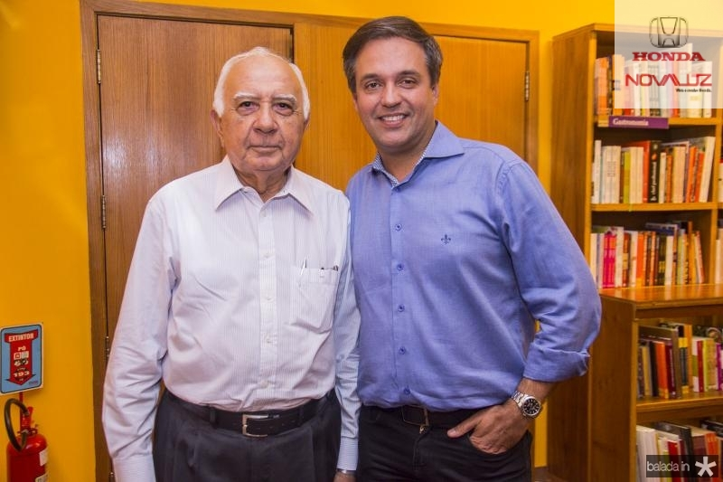 Edson Silva e Fernando Novaes