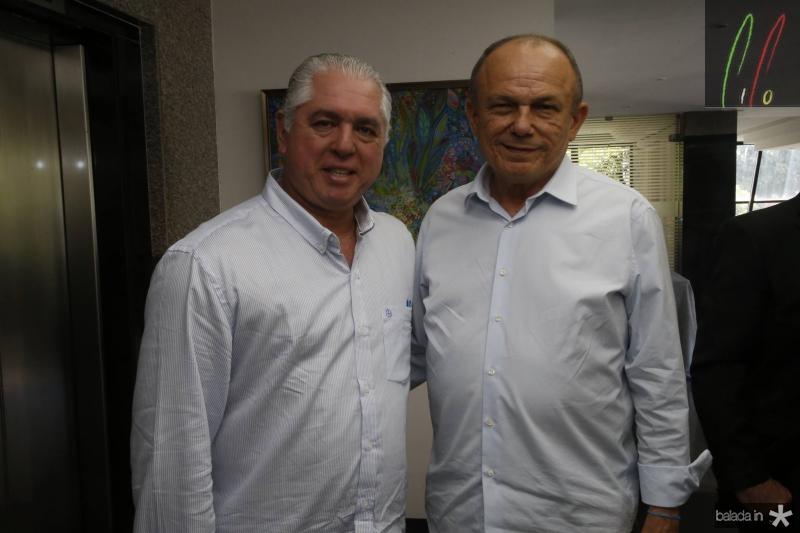 Oswaldo Vieira e Honorio Pinheiro
