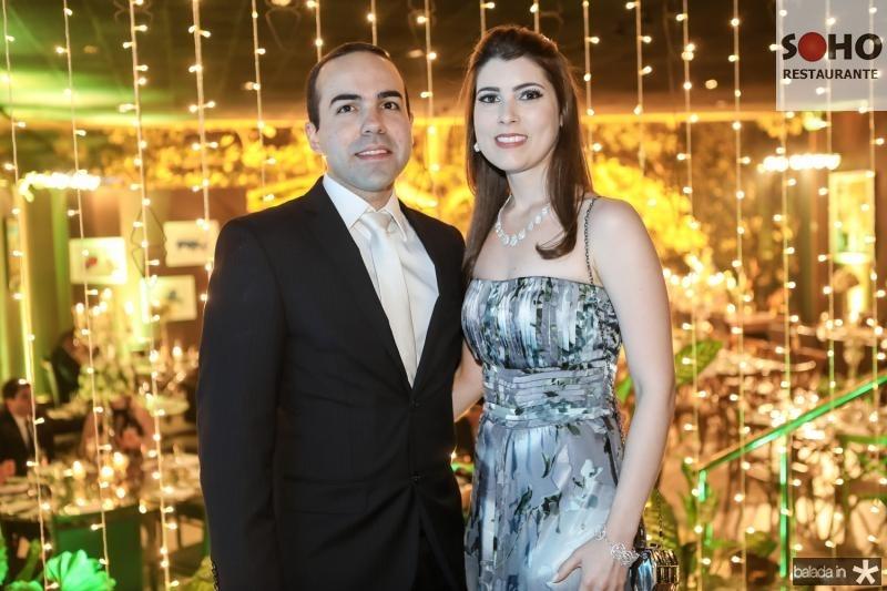 Leonardo Lacerda e Monica Castro