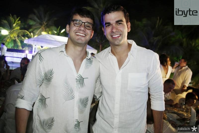 Daniel Bezerra e Flavio Barros
