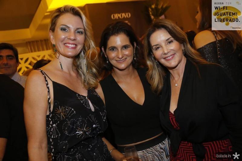 Paula Behr, Cecilia Seligma e Fernanda Mattoso