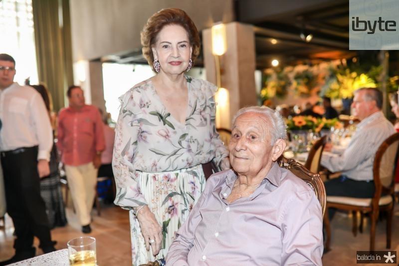 Norma e Humberto Bezerra