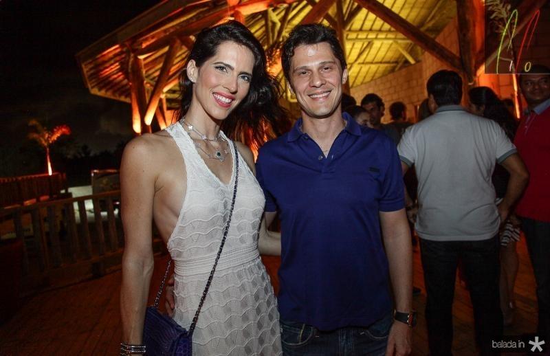 Marcela e Eugenio Porto