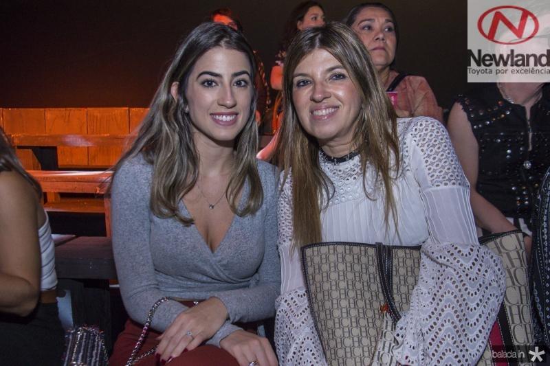 Manoele e Paula Frota
