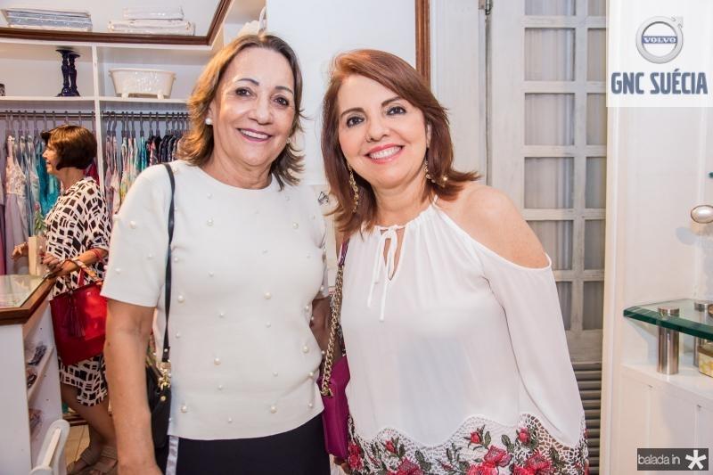 Simone Holanda e Silvana Brigido