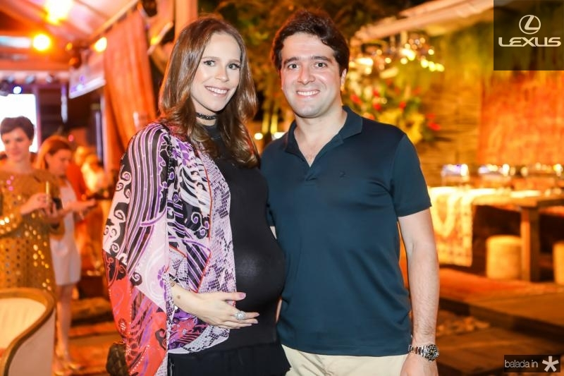 Natalia e Lucas Pontes