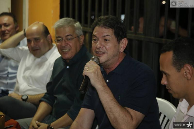 Roberto Claudio, PC Noroes, Cid Gomes e Pedro Roche
