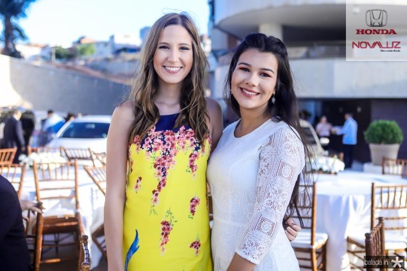 Heloisa Vieira e Gabriela Moreno