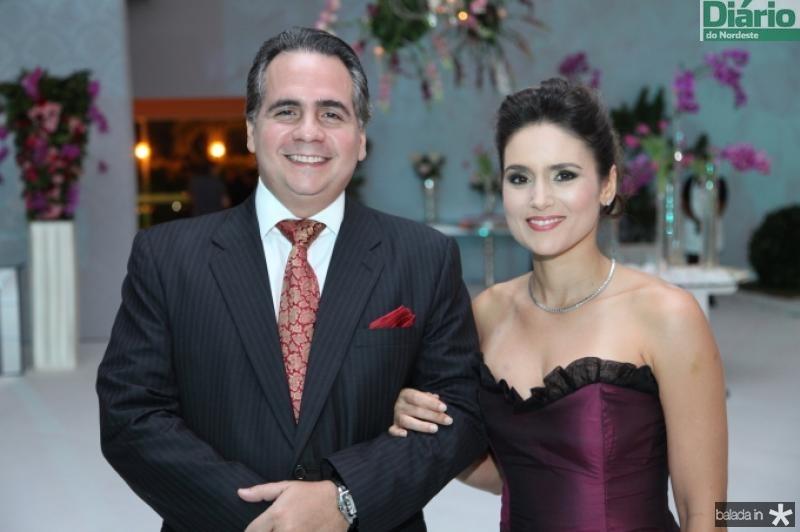 Ricardo e Manuela Barcelar