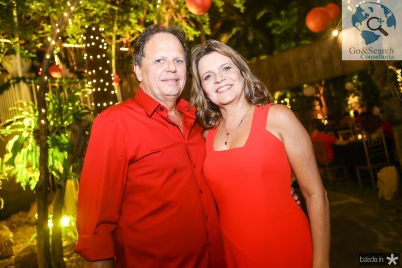 Wilton e Geni Correia Lima