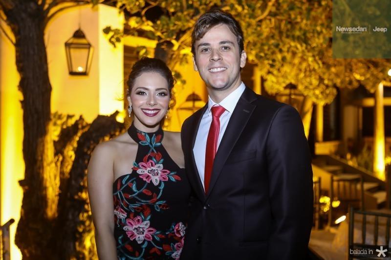 Gabriela e Andre Fiuza