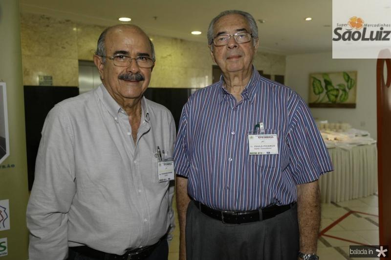 Fernando Pombo e Paulo Picanco
