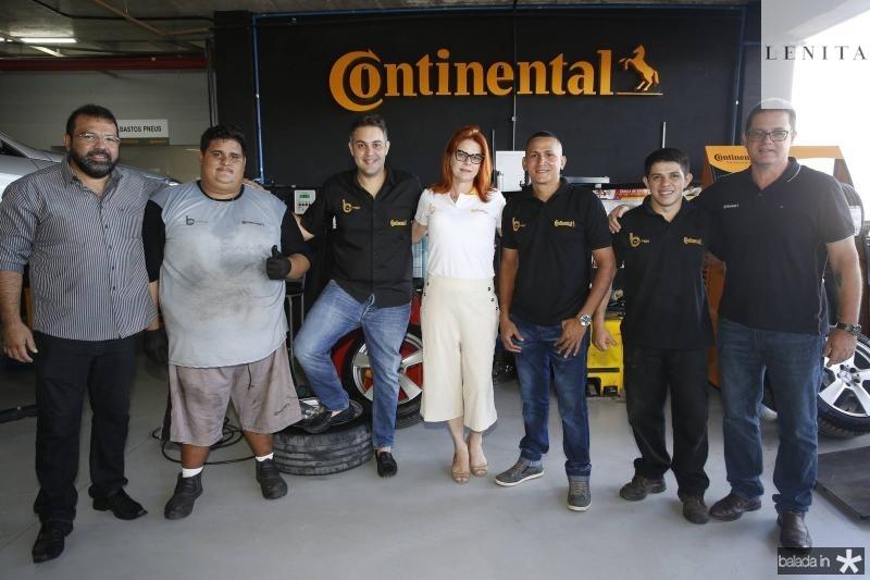 Geraldo Sa, Danilo Abreu, Bruno Bastos, Monica Olabarriaga, Joao Tomaz, Artur Bruno e Luiz Carlos Caldas