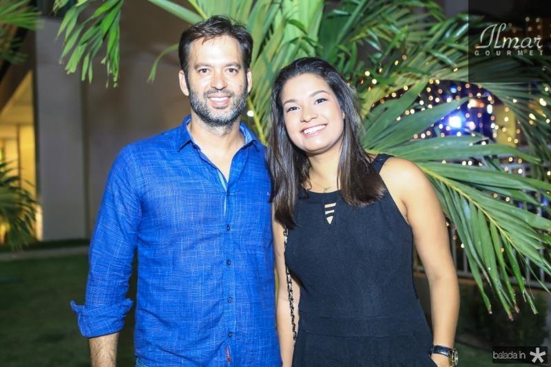Danilo Regis Mota e Raquel Nobres