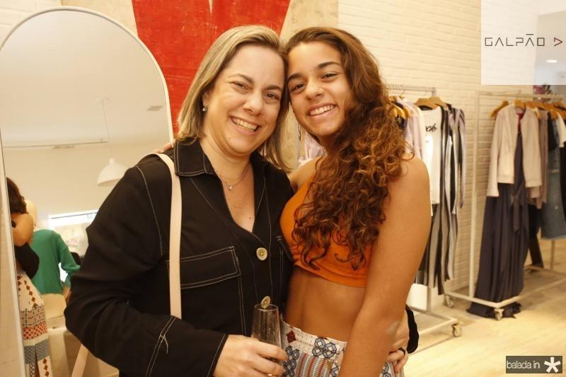 Milena e Marina Castelo