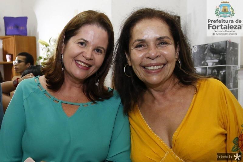 Lina Sena e Dora Andrade
