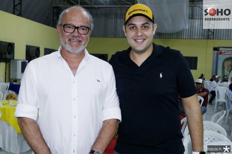Aristides Feitosa e Bruno Bastos