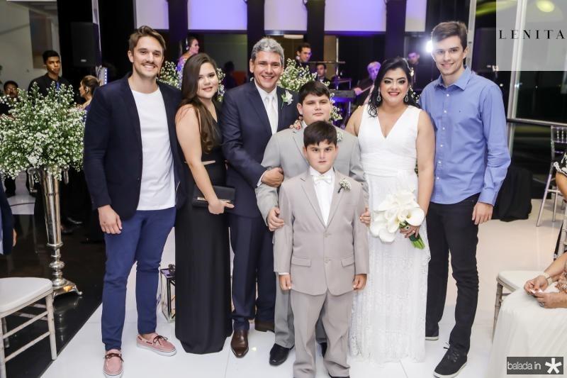 Familias Barreto e Almada